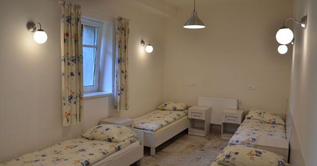 Stylowo urządzone 3 pokoje 5 osobowe z łazienkami