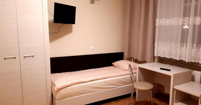 Jeden z pokoi 2 osobowych